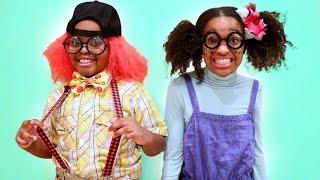 NERDY COUSINS vs Shiloh and Shasha - Onyx Kids