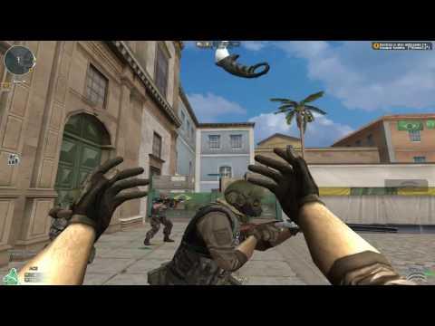 Cross Fire Brazil || Salvador (Search & Destroy) [Black List GamePlay]!