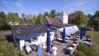 Altes Fischerhaus-Düsseldorf-DROHNE 4K!►Urlaub,Landschaften,Sehenswürdigkeiten,Spazieren!