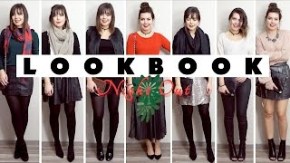 WINTER LOOKBOOK Night Out | Silvester Weihnachten Party festliche Outfits