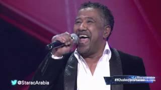 الشاب خالد و اهاب امير - عبد القادر - البرايم 8 من ستار اكاديمي 11