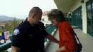 Mad Tv Lorraine visits Florida University  -