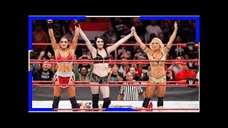 Mandy rose and sonya, PAIGE on when they found out about getting called up to wwe raw