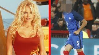 Fußballprofi datet Pamela Anderson !
