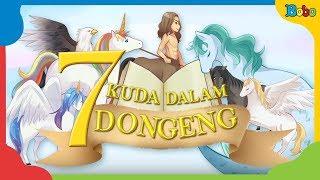 Misteri 7 Kuda Legenda Makhluk Mitologi