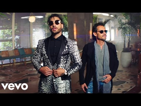 Maluma Felices los 4 Salsa Version Official Video ft. Marc Anthony