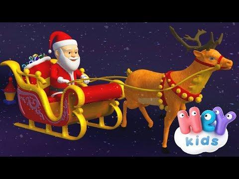 Xxx Mp4 La Canción De Santa Claus 🎅 Canciones Navideñas Para Niños HeyKids 3gp Sex