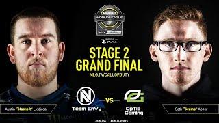Team EnVyUs vs OpTic Gaming - Grand Finals - Bo5 #2 - CWL Global Pro League Stage 2 Playoffs