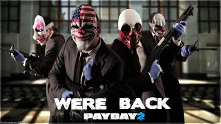 WE'RE BACK... | Payday 2 With the Sidemen