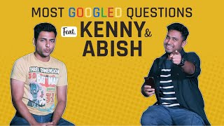 MensXP: Kenny Sebastian And Abish Mathew Answer The Most Googled Questions About Them