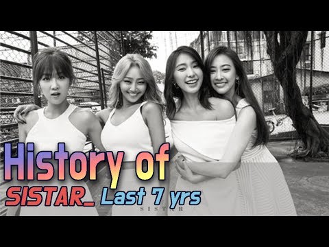 Xxx Mp4 60FPS SISTAR 7yrs From Debut To The Last 14 Songs 3gp Sex