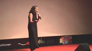Vamos nos amar virtualmente   Jout Jout Prazer   TEDxParquedasNaçõesWomen