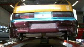 nox6 Subaru justy suzuki swift 1.3 gti 16v 4wd awd rascal turbo part 5
