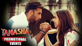 Tamasha Full Movie ᴴᴰ (2015) | Ranbir Kapoor, Deepika Padukone | Promotional Events