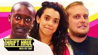 Thrift Haul with Fat Tony: The First Date
