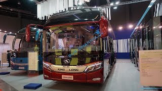 O Bİr Çin Otobüsü! King long C13HD Busworld 2017 Kortrijk - [Bus Channel HD]