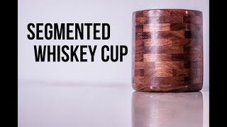 Making a Wooden Whiskey Glass