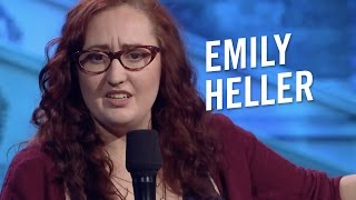 Emily Heller Stand Up - 2013