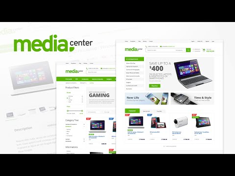 MediaCenter - Wordpress Theme Installation & Setup