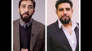 Ustadh Nouman Ali Khan & Mufti Abu Layth - A Discussion on Contemporary Issues
