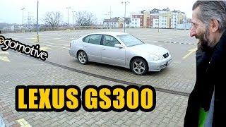 Lexus GS300 1998r. (T#1)