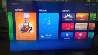 TV Xiaomi Mi TV3 55'' English localization
