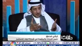حساب شخصي - الاستثمار في الاسهم السعودية