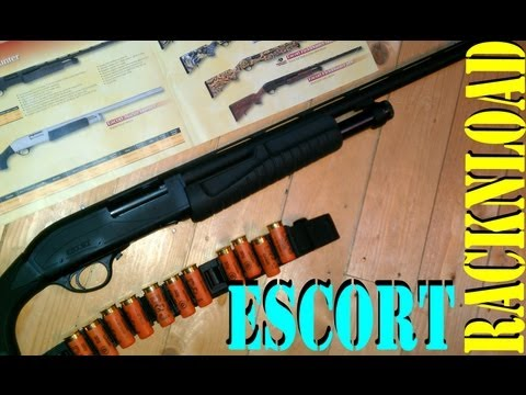 HATSAN ESCORT FIELDHUNTER PUMP ACTION FULL REVIEW by RACKNLOAD