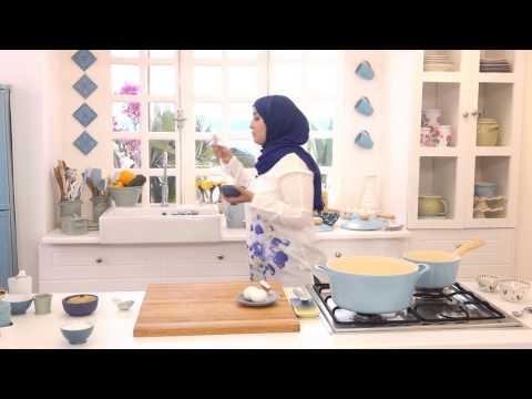 دوناتس برلين وخبز المانكي مع اسيا عثمان في مطبخ اسيا الجزء الاول