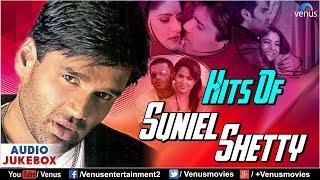 Hits Of Suniel Shetty | 90's Bollywood Romantic Songs | JUKEBOX | Evergreen Hindi Love Songs