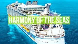 CRUISE SHIP TRAVEL DIARY! | Harmony of the Seas