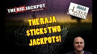 The Raja Scores Twice In A Row On Black Widow 💣🕷