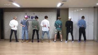 [Mirrored and Slow 60%] BTS '좋아요 Part 2' (I Like It pt.2 ) Dance Practice