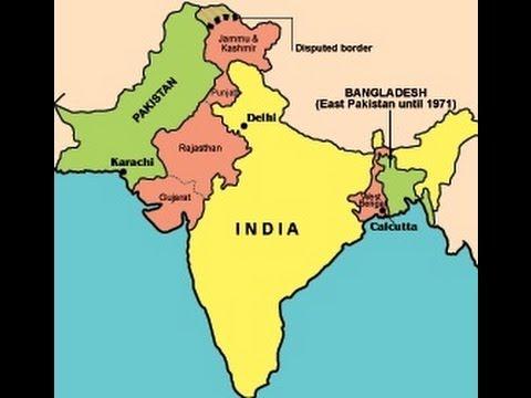 India-Pakistan partition 1947