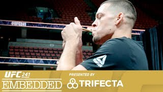 UFC 241 Embedded: Vlog Series - Episode 5