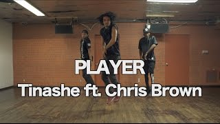 Player - Tinashe ft. Chris Brown - Alexander Chung Choreography