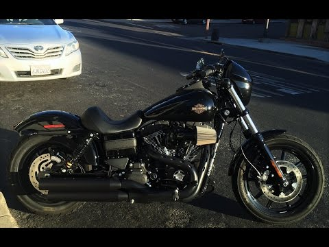 Download Lagu Harley Davidson Low Rider S ride review while chasing a BMW S1000R MP3