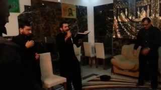 Hussain Jari - Abaad Hui Karbobala - Live in Karbala 2014