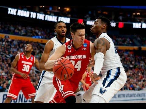 Wisconsin vs. Villanova Game Highlights