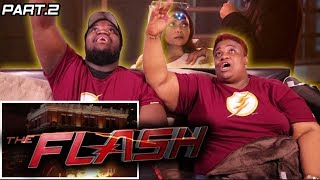 The Flash Season 4 Episode 23 : REACTION WITH MOM!! (Part 2)