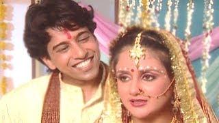 Husband Asks Question On Suhaagrat - Hindi Joke 19