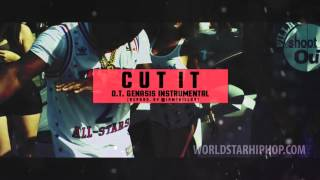 O.T. Genasis ft. Young Dolph - Cut It (Instrumental) [ReProd. By @iAmTrill08] @iTrezBeats
