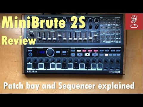 Xxx Mp4 MiniBrute 2S Review Spoiler S Stands For InSane Sequencer 3gp Sex