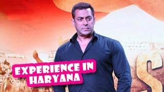 Salman Khan Talks About His Experience In Haryana   Anushka Sharma   New Bollywood Movies News 2016