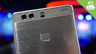Huawei P9 Quick Look