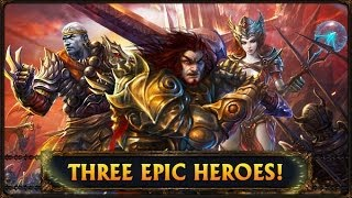 ETERNITY WARRIORS 3 Android GamePlay Part 1 (HD)