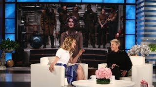 Laura Dern Dishes on Secret 'Star Wars' Role and Working with Carrie Fisher