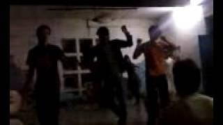 Gagan naga dance practice