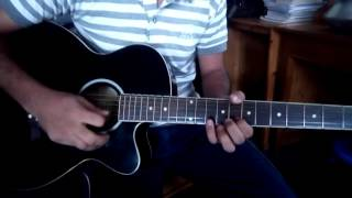 Sob sokhire par korite nebo ana ana by guitar lesson wakil