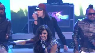 The Black Eyed Peas - I Got A Feeling (Grammy Nomination)(Live)